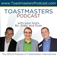 The Toastmasters Official Podcast