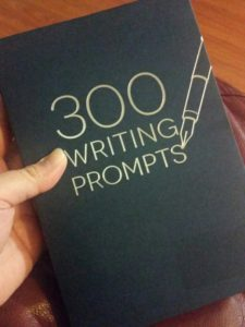 300 Writing Prompts by Piccadilly